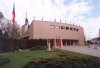 Divadlo v Ústí nad Orlicí od arch. K. Roškota -reál