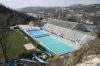Plavecký stadion Podolí od arch. Podzemného -reál