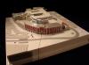 Model pro centrálu společnosti v Hannoveru 1:400