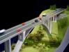 Železobetonový most Nové Sedlo 1 : 250