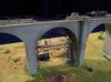 Železniční most v Chebu 1:220