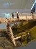 Dřevěný povozový most 1:30